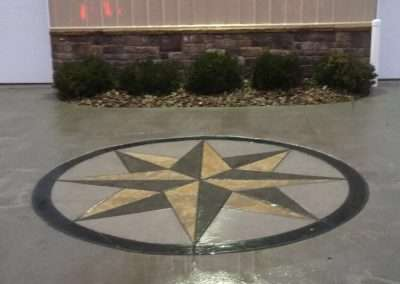 Stamped Concrete - Custom Designed Patterns 2