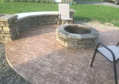 Stamped Concrete - Ashlar/Square Stone 3