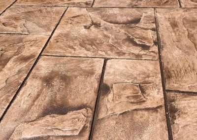 Stamped Concrete - Ashlar/Square Stone 4
