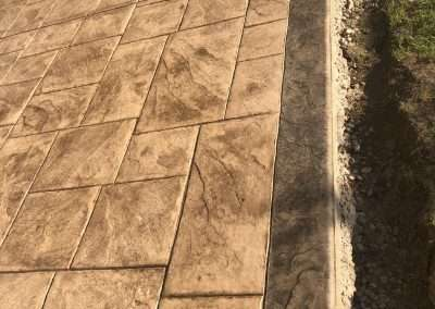 Stamped Concrete - Ashlar/Square Stone 6