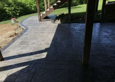 Stamped Concrete - Ashlar/Square Stone 7