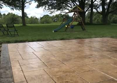 Stamped Concrete - Ashlar/Square Stone 8