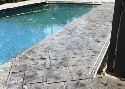 Stamped Concrete - Ashlar/Square Stone 9