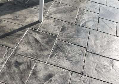 Stamped Concrete - Ashlar/Square Stone 11