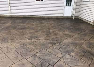 Stamped Concrete - Ashlar/Square Stone 13