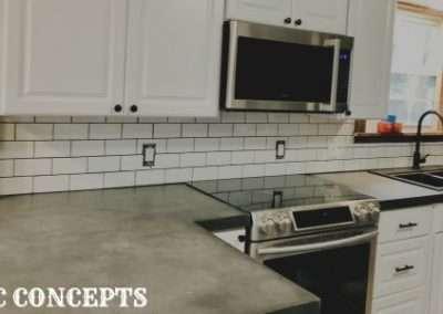 Concrete Countertops 14